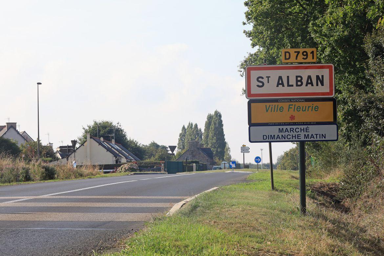 Bienvenue à Saint-Alban