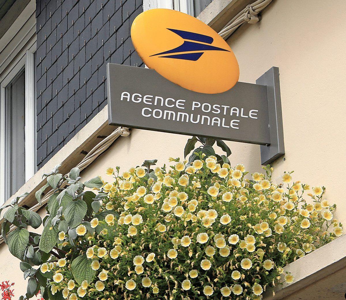 Modification horaire d'ouverture de l'agence postale